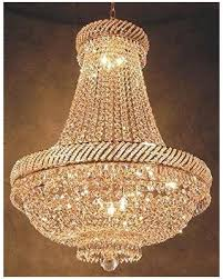Chandelier Lights For Sale Here U0027s A Great Price On Swarovski Crystal Trimmed French Empire