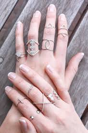 beautiful hand rings images Let your beautiful hands do the talking wearing trendy rings jpg