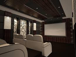 custom home theater media room artistic smart homes vaughan