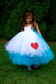 diy kids halloween costumes alice tutu and costumes