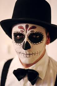 dia de los muertos makeup face pinterest halloween makeup