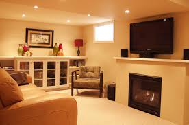 enchanting finished basement decorating ideas with best finished
