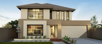 2 Storey House Storey Perth Home Design Solutions Double House Building Plans