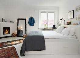 ideas to decorate a bedroom 35 scandinavian bedroom ideas that looks beautiful modern