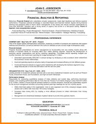 Paramedic Sample Resume by 8 Good Sample Resume Appraisal Letter