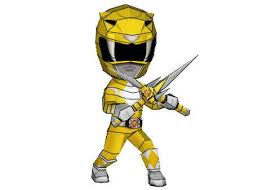 power rangers papercrafts papercraftsquare