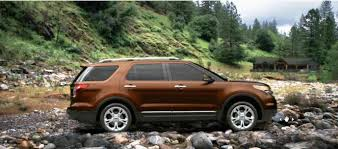 Ford Explorer Ecoboost - 2015 ford explorer brings ecoboost 2 0 liter active safety tech
