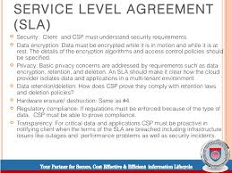 sla sample template service level agreement 18 free pdf word psd