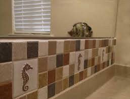 Border Tiles For Bathroom Decorative Tiles For Bathroom