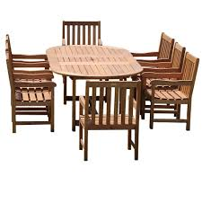 9 Piece Dining Room Set Amazon Com Amazonia Milano 9 Piece Grand Extendable Deluxe