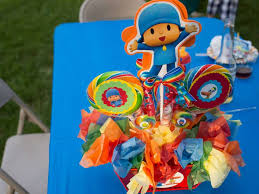pocoyo party supplies pocoyo birthday party ideas photo 3 of 13 catch my party