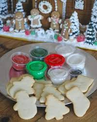 gingerbread party easy christmas cookies christmas cookies