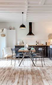 cuisine industrielle déco cuisine industrielle idées et conseils côté maison