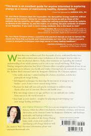 energy healing the essentials of self care ann marie chiasson