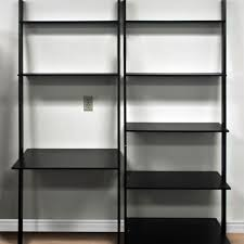 Rolling Bookcase Ladder by Furniture Home Rolling Library Ladder With Custom Service