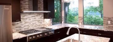 Awesome Colored Glass Backsplash Kitchen Gallery Home Design - Glass backsplashes