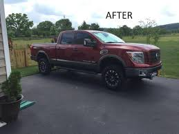 nissan titan xd problems rough country 2