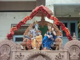 How To Decorate Janmashtami At Home Krishna Janmashtami 2017 In Mathura Here U0027s How Gokulashtami Is