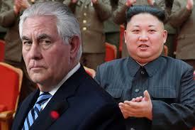 North Korea Tillerson Drops A Nukes Bombshell On North Korea New York Post