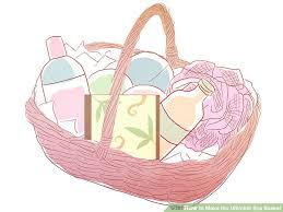 Spa Baskets How To Make The Ultimate Spa Basket 10 Steps With Pictures