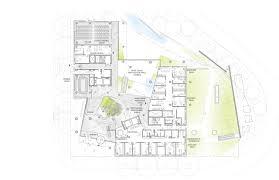 Floor Plan Line Of Credit Behnisch Architekten U0027s Winning Design For The University Of