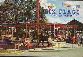 Six Flags Guest Relations Phone Number Garage Sale Finds Six Flags Over Mid America 1971