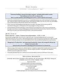Sample Resume For Customer Service Representative Telecommunications by A Few Samples U2014 Compelling Resumes