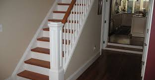 Laminate Flooring On Stairs Slippery Stairs Your Home Solution Marriottsville Md