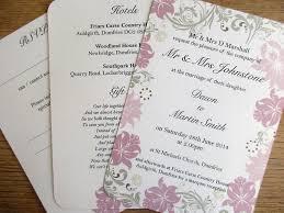 wedding invite u0026 stationery graphic design dumfries u0026 galloway