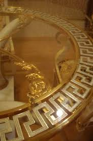 versace dining room table snow wholesale on versace logos and gold