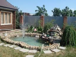 backyard fish pond ideas pool design ideas gogo papa