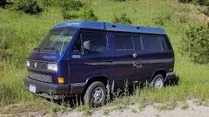 volkswagen vanagon blue 1991 volkswagen vanagon syncro westfalia t93 denver 2017