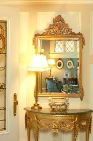Foyer Console Table And Mirror Foyer Table And Mirror Set Dynamicpeople Club