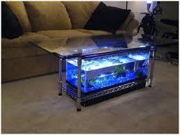 fish tank coffee table diy fish tank coffee tables charming light aquarium coffee table plans