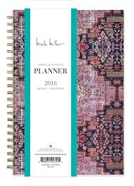 daily planners best planner 2017 2018 organize life
