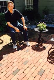 Sand For Brick Patio by The Home Guru Brick By Brick The Easiest Way To Build A Patio