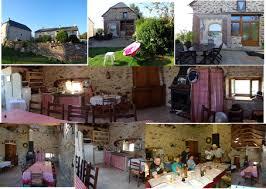 chambre et table d hote aveyron la grange piéce à vivre avec terrasse et cuisine pour nos hôtes