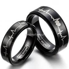 black wedding rings meaning skull wedding ring wedding black ksvhs jewellery