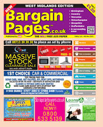 bargain pages midlands 1st november 2013 by loot issuu