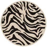 zebra print rugs walmart com