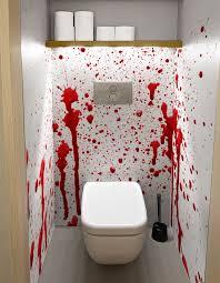Blood Shower Curtain Pixersized