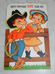 74 best cute cards images on pinterest vintage birthday cards