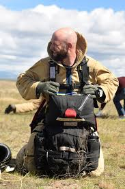 Alberta Wildfire Job Application into the fire training elite smokejumpers who parachute into