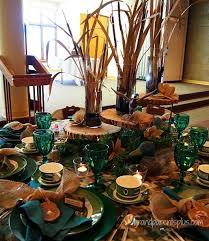 duck dynasty tablescape for mardi gras seasons of