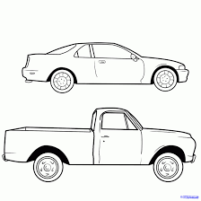 drawing cars and trucks drawing pinterest drawings and art