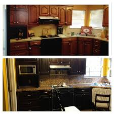 Restaining Kitchen Cabinets Restaining Cabinets Full Size Of Kitchen How Much Does Restaining