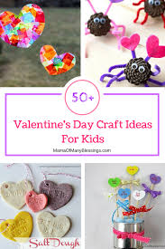 50 awesome quick and easy kids craft ideas for valentines day