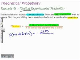 Experimental Probability Worksheet How To Find And Use Experimental Probability Experimental