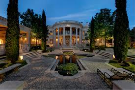 daily dream home the dallas white house pursuitist in