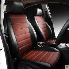 housse siege auto cuir personnaliser en cuir auto coussin ensemble housses de siège de